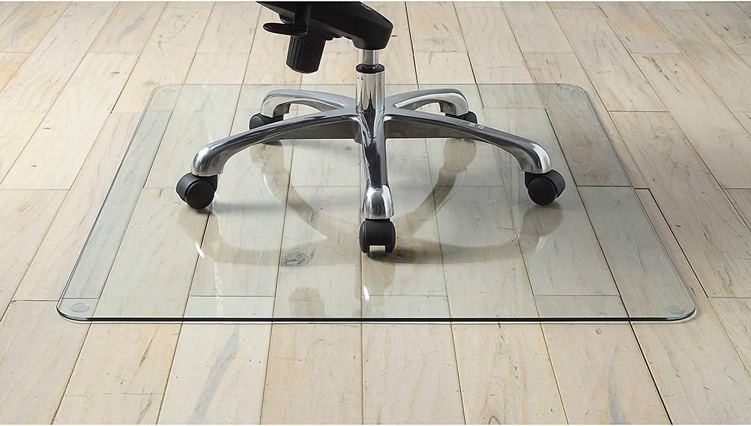 Lorell Tempered Glass Chair Mat Review