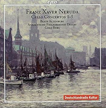 Neruda: Cello Concertos Nos. 1-5