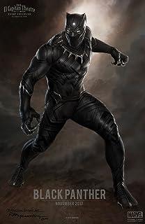 Poster Black Panther Movie 70 X 45 cm