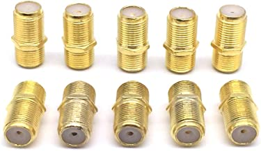 Best female coaxial cable connector Reviews