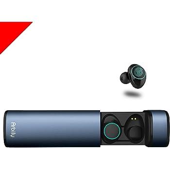 Auriculares Bluetooth, Arbily Auriculares Inalámbricos Auriculares ...