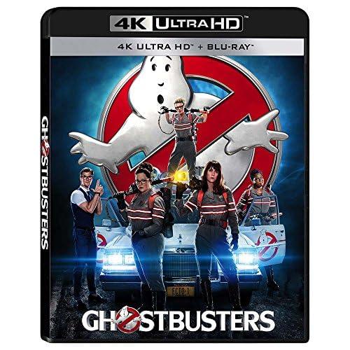 Ghostbusters (2016) (4K+Br)