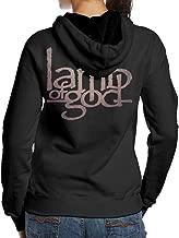 Kystal Lamb Band God Women BlackPrint Hooded