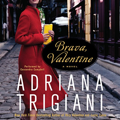 Brava, Valentine audiobook cover art