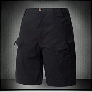ASILAX& Cargo Shorts Mens Military US Army Tactical Army Hombre Special Forces Combat