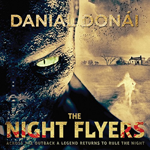 The Night Flyers audiobook cover art