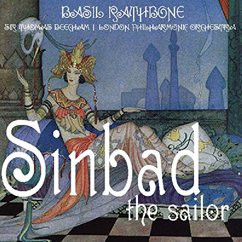 Sinbad the Sailor audiobook cover art