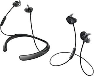 Bose Negro & quietcontrol 30Negro inalámbrica Bluetooth Bundle–soundsport de Auricular Auriculares In-Ear