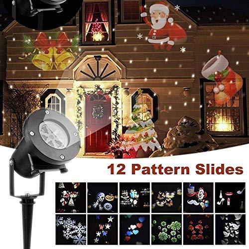 Proiettore di luci di Natale a LED