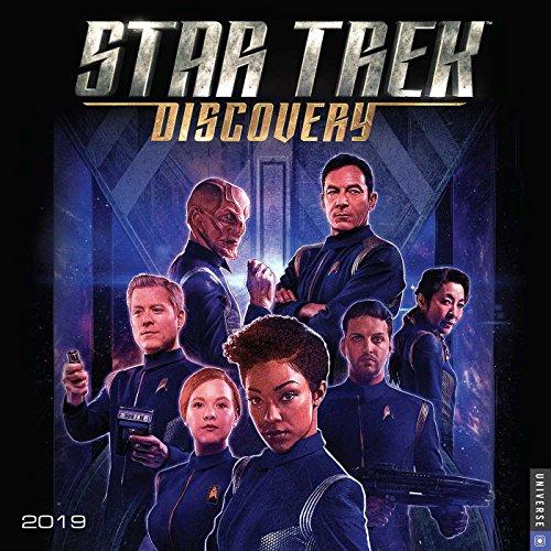 Star Trek: Discovery - 2019 Wall Calendar