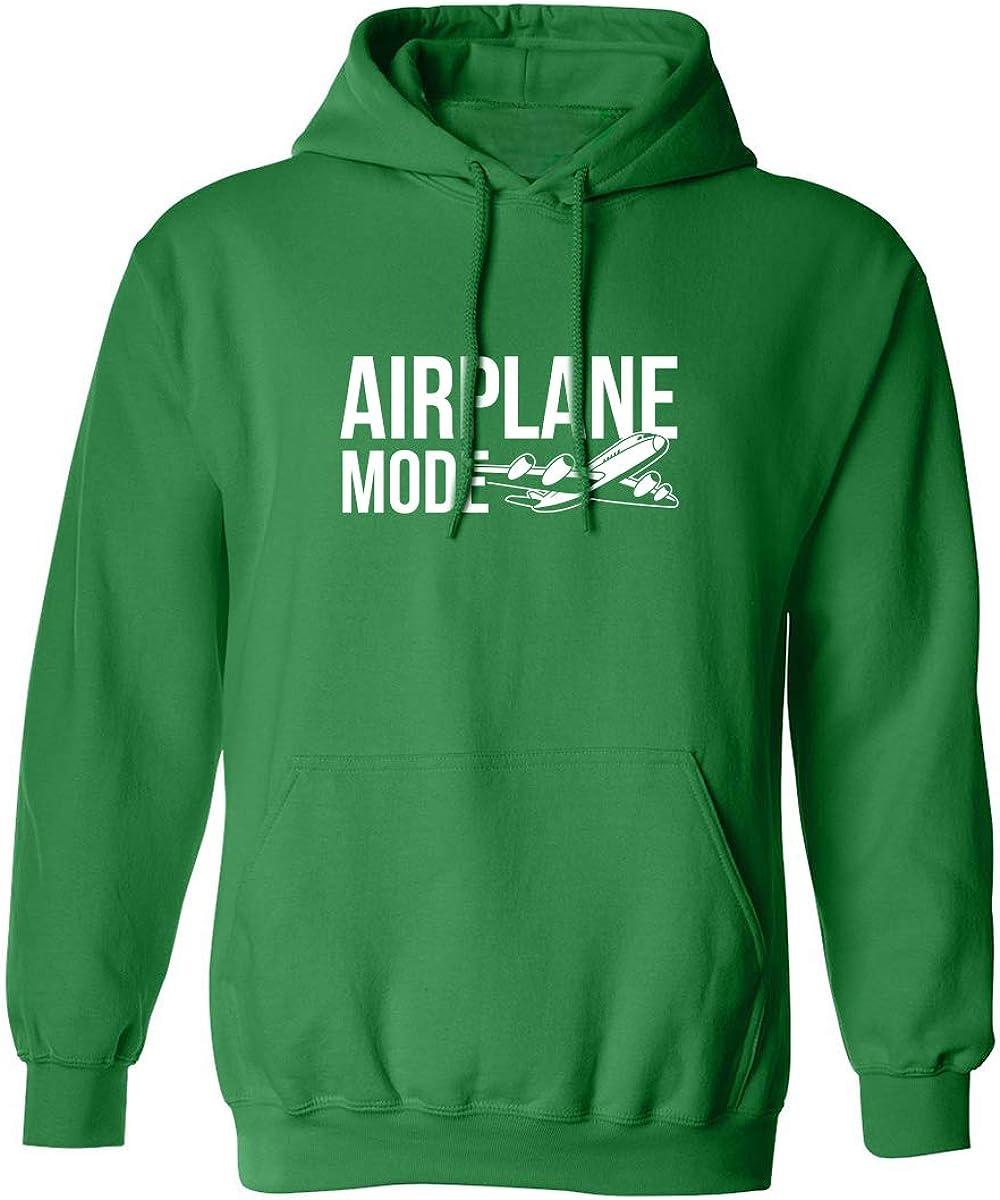 Airplane Mode Adult Hooded Sweatshirt