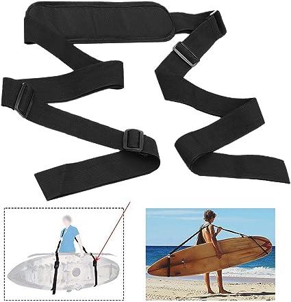 Zerlar Tragegurt Für Sup Board Surfboard Nylon Verstellbar Sseclbjd 118inch With Mesh Storage Bag Sport Freizeit