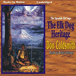 The Elk-Dog Heritage audiobook cover art