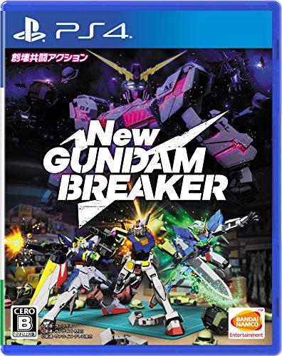 Bandai Namco Games New Gundam Breaker SONY PS4 PLAYSTATION 4 JAPANESE VERSION [video game]