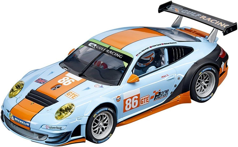 Carrera 20023810 - Digital 124 Porsche GT3 RSR  Gulf Racing No.86  B0105X5BDM Bestellung willkommen  | Zahlreiche In Vielfalt