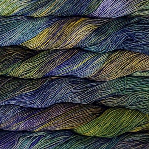 Malabrigo Sock yarn (416 - Indecita)