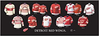 detroit red wings nyquist jersey