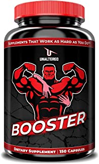 Tribulus Terrestris for Men to Last Longer - Get Harder - Build Lean Muscle - Enhance Blood Flow & Vascularity - Nitric Ox...