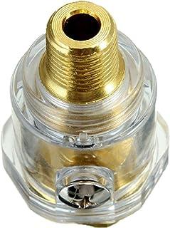 1/4 Zoll Mini Öler für Druckluft Werkzeug Druckluftöler Leitungsöler Ölnebler Öler