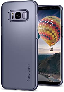 Spigen Thin Fit Designed for Samsung Galaxy S8 Case (2017) - Orchid Gray