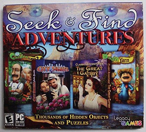 Seek & Find Adventures