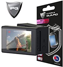 "IPG for GoPro Camera LCD Touch BACPAC 2 ""2 Unit Screen محافظ صفحه با گارانتی تعویض مادام العمر محافظ محافظ نامرئی -کیفیت HD/خود شفا/حباب -رایگان توسط"