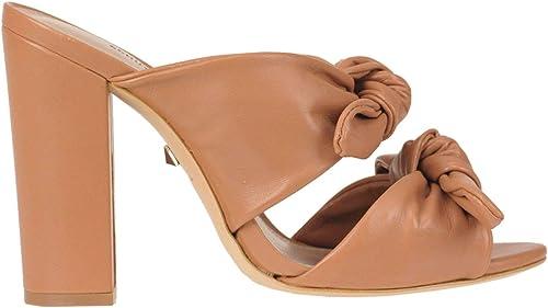 Schutz Femme MCGLCAT000005032E Rose Cuir Sandales Sandales  à vendre en ligne