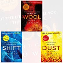 Wool Trilogy Collection Hugh Howey 3 Books Bundle (Wool, Shift, Dust)
