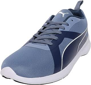Puma Men's Flex Essential Black Sneakers 12 UK (47 EU) (13