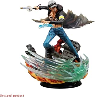 Yang baby Anime One Piece Trafalgar Law Action Figure Battle DX Ver. GK PVC Statue Model Toys Doll Gift Portrait of Pirates Sailing Again