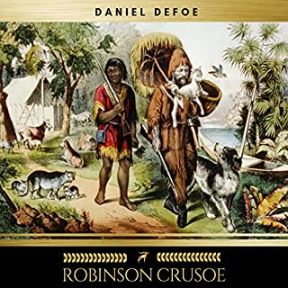 Robinson Crusoe                   By:                                                                                                                                 Daniel Defoe                               Narrated by:                                                                                                                                 Stephen Ward                      Length: 11 hrs and 14 mins     2 ratings     Overall 5.0