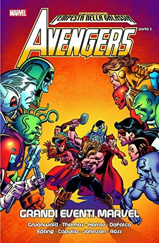 Operazione: tempesta nella galassia. Avengers (Vol. 2)