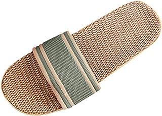 Lanskirt Unisex sandalen, antislip, gestreept, voor binnen en buiten