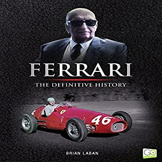 Ferrari cover art