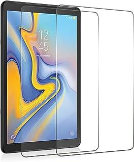 واقي شاشة الكمبيوتر اللوحي Samsung Galaxy Tab S4 مقاس 10.5 بوصة 2018، [مضاد للخدش] [سهل التركيب] [خالٍ من الفقاعات] زجاج ص...