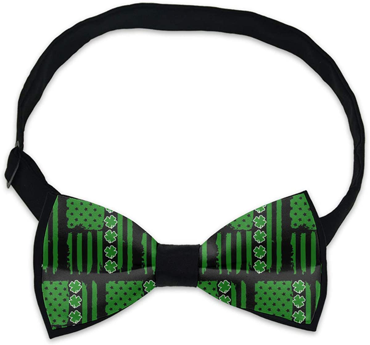 Casual 3D Printed Bowtie for Mens School Boys Store Events Max 81% OFF Formal Pa