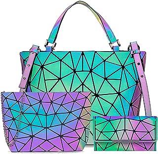 DIOMO Handtaschen Damen Umhängetasche Modische Farbwechsel Damentaschen