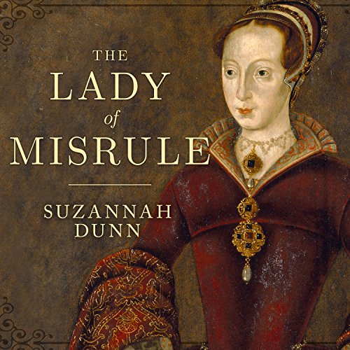 The Lady of Misrule audiobook cover art
