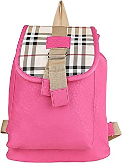 Typify Casual Purse Fashion School Leather Backpack Shoulder Bag Mini Backpack for Women & Girls