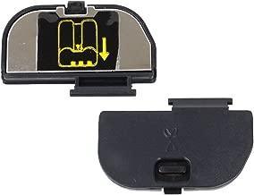 PhotoTrust Battery Door Cover Lid Cap Replacement Repair Part Compatible with Nikon D50 D70 D70S D80 D90 DSLR Digital Camera
