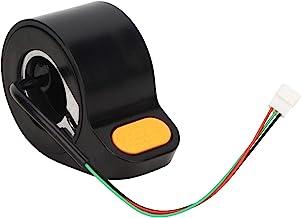 Thumb Throttle Scooter Accessoires, Elektrische Scooter Duim Accelerator Zwart voor ‑G30 Elektrische Scooter