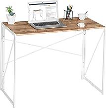 Writing Computer Desk Modern Simple Study Desk Industrial Style Folding Laptop Table for Home Office Notebook Desk Oak Des...
