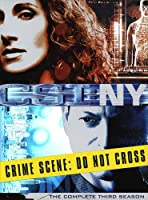 CSI: Ny - Complete Third Season/ [DVD] [Import]