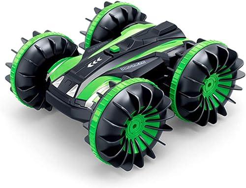 Stunt-Fernbedienung Stiefel Racing 360 ° -Rotation doppelseitig Amphibien-Fernbedienung Stiefel, Allrad High-Speed-Fernbedienung Auto Gel ewagen - Junge Fernbedienung Auto Spielzeug (Farbe   C)