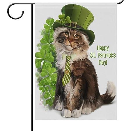 Patrick\u2019s Day Shamrocks Cat Kitten Pet Bandana Free Personalization /& Free Shipping St
