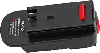 Batterijconverter, HPA1820-adapter Kleine lichtgewicht en draagbare lithiumbatterijconverter Duurzaam stevig voor lithiumb...