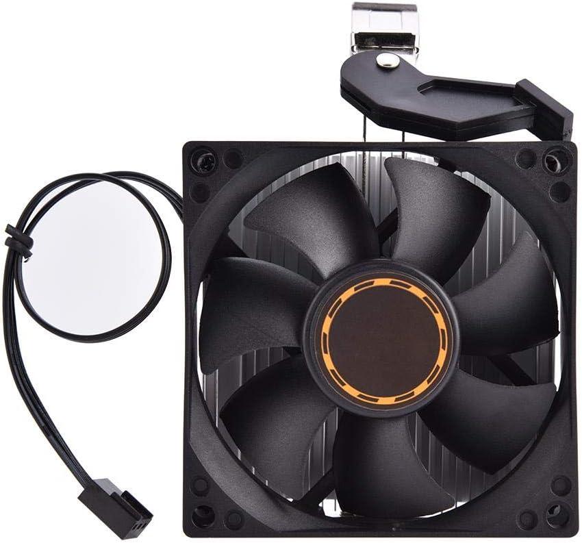 Hoseten Fast Heat Dissipation Mute Fan Cooling Cooler CPU F Max 67% OFF New Orleans Mall