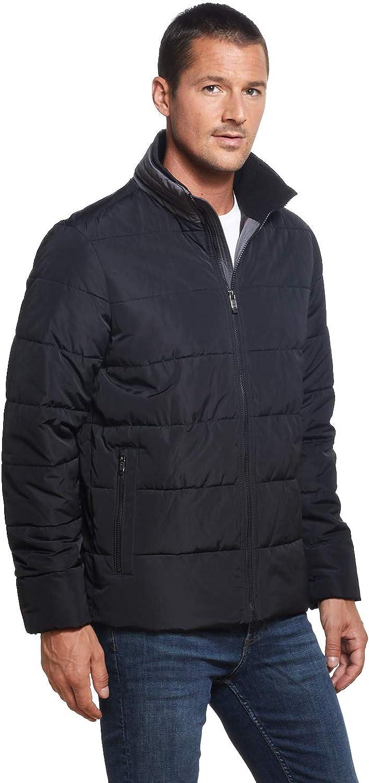 Weatherproof Puffer Jacket for Men - Winter Jackets for Men - Bubble Coat Men