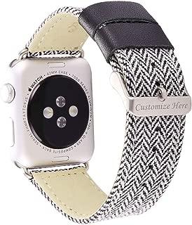 apple watch strap engraving