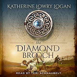 The Diamond Brooch audiobook cover art